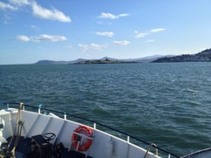 Dublin City to Howth (via Dun Laoghaire)