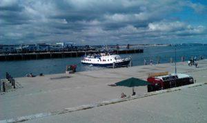 Dun Laoghaire East Pier