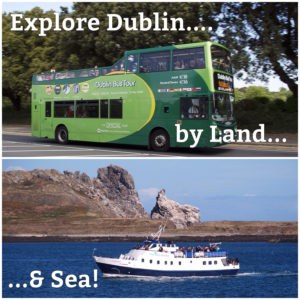 Dublin by Land & Sea