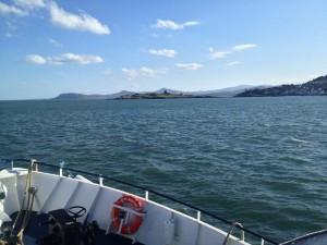 Dublin City to Howth (via Dun Laoghaire)