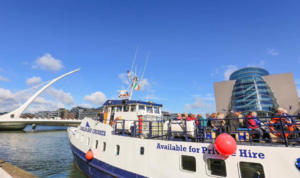 Private and Corporate Hire with Dublin Bay Cruises